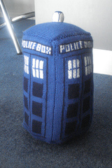 TARDIS Stuffed Plush