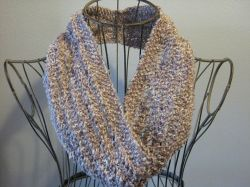 Lace Ladder Cowl