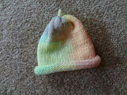 Super Simple One Hour Baby Hat