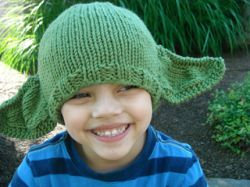 The Force You Shall Feel - Yoda Inspired Hat