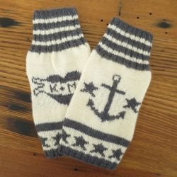 Hello Sailor Handwarmers