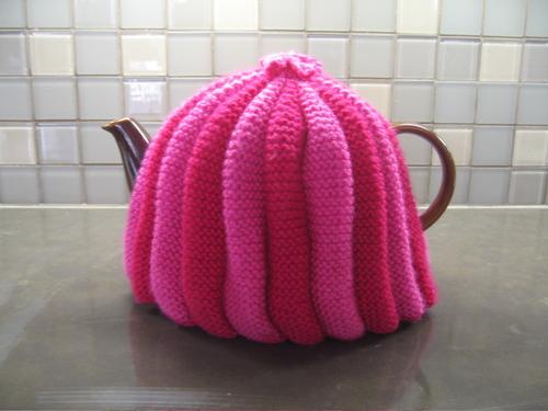 Knitting Patterns Galore Tea Cosy