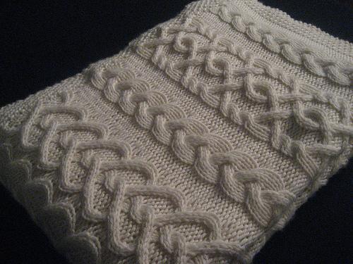 Knitting Patterns Galore Levis Baby Blanket