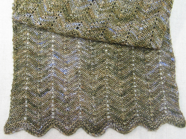 Knitting Patterns Galore Chevron Scarf Impressive Chevron Scarf Knitting Pattern