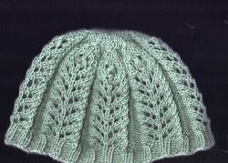 Light and Lacy Spring Hat