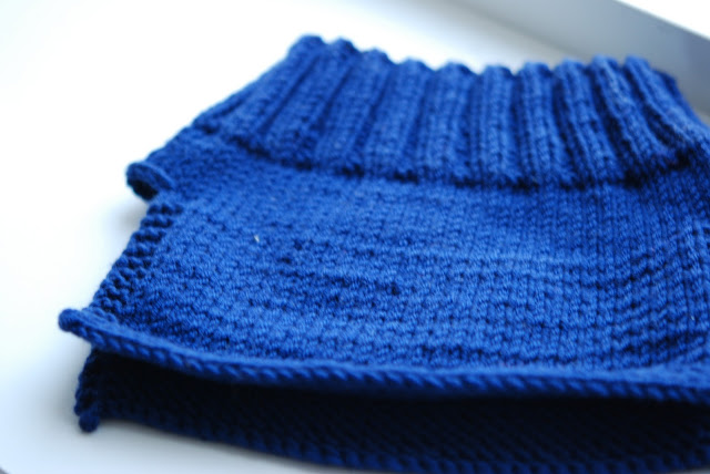 Knitting Patterns Galore - Neck Warmer for Kids