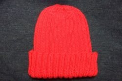 Basic Ribbed Baby/Child Hat