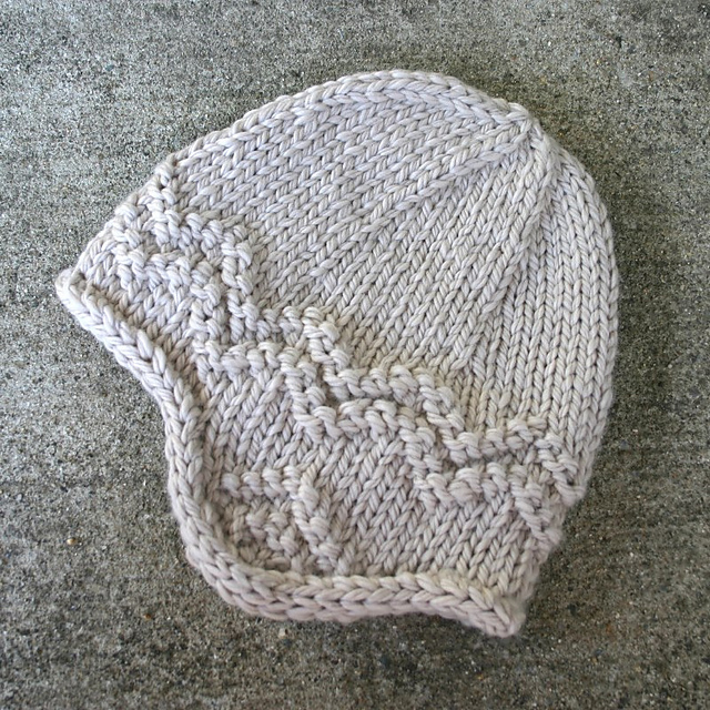 Knitting Patterns Galore - North Shore Hat