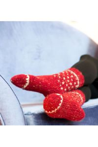 Adult Fairisle Socks