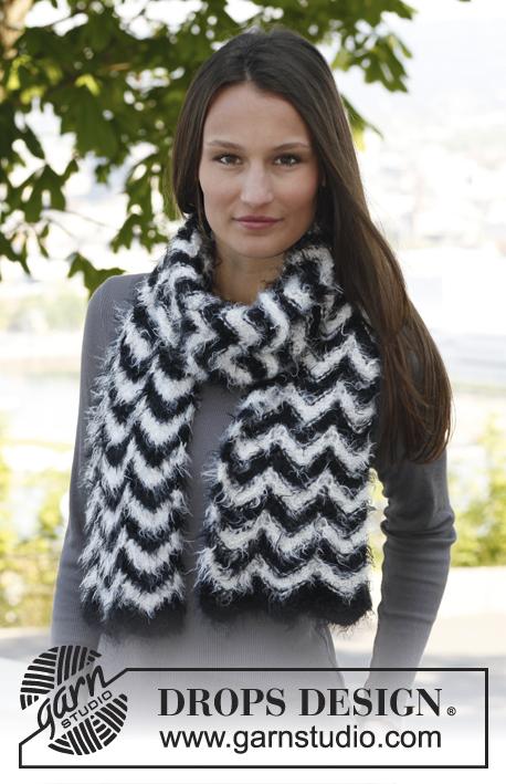Knitting Patterns Galore - Zebra