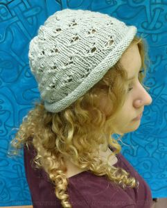 Spring To Fall Lacy Hat
