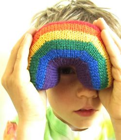 I Can Knit A Rainbow