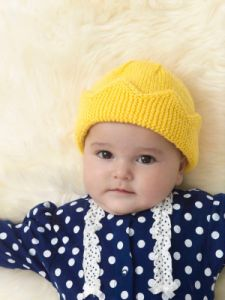 Baby Crown Hat