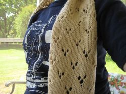 Full of Hearts Scarf
