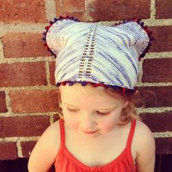 Knitting Patterns Galore Lulu S Headscarf