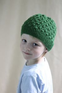 Kids' Reversible Cocoon Hat