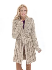 Galway Elongated Cardigan