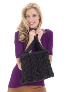 Chic Cabled Bag