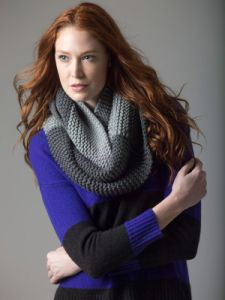 Level 1 Knit Cowl