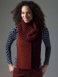 Level 1 Knit Scarf
