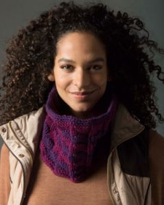 Level 2 Knit Cowl