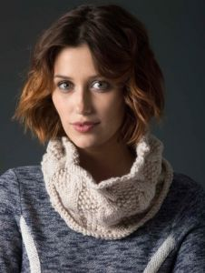 Level 3 Knit Cowl