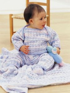 Soft Shades Layette