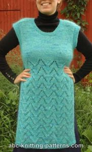 Land of the Pines Lace Tunic