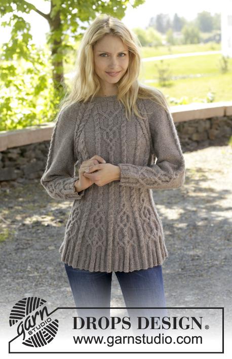 Knitting Patterns Galore - Alana