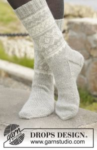 Silver Dream Socks