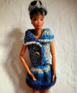 Barbie Doll Vest