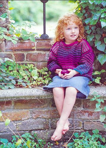 Knitting Patterns Galore Noro Striped Sweater
