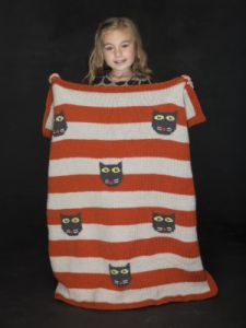 Scaredy Cat Blanket