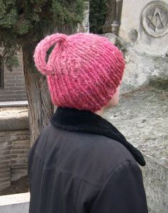 Klein Bottle Hat