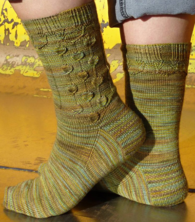 Knitting Pure And Simple Pattern Errata : SIMPLE LACE SOCK KNITTING PATTERN FREE KNITTING PATTERNS