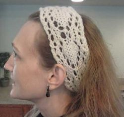 Arrow Head Lace