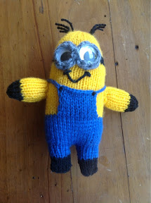 """Despicable Me"" 2 Eyed Minion"