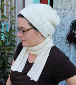 Pearly Rib Hat