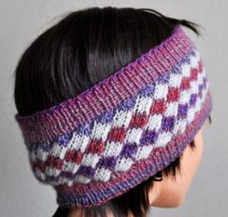 Estonian Rib Headband
