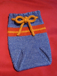 Wool Diaper Cover (Soaker)
