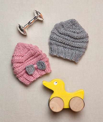 Knitting Patterns Galore Preemie Baby Hats