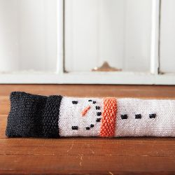 Snowman Draft Stopper