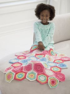 Confetti Color Blanket