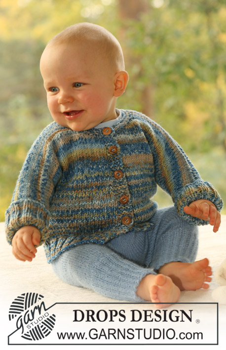 29a27f0e342 Knitting Patterns Galore - Baby Jacket and Pants