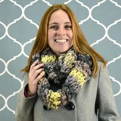 Berries and Vines Cowl
