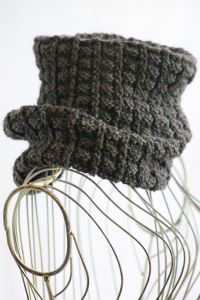 Sailor's Rib Cowl
