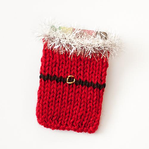 Diy Christmas Gift Card Holder: Knitting Patterns Galore
