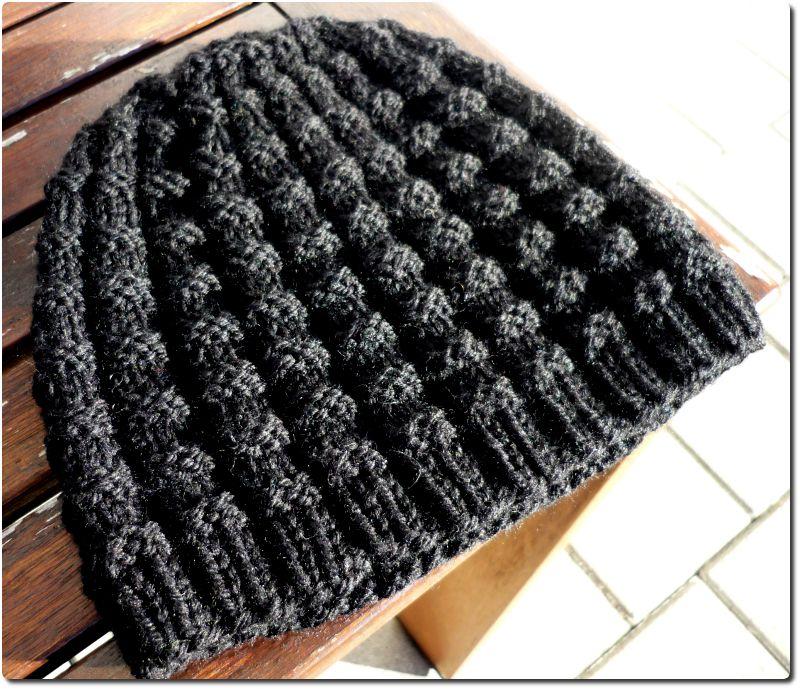 Knitting Patterns Galore - Christian\'s Hat