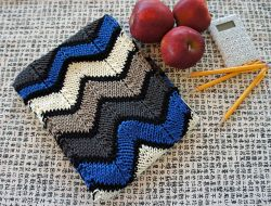 Chevron iPad Sleeve
