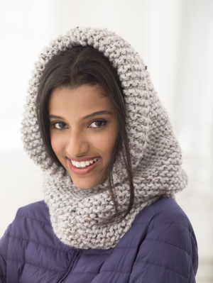 Spirit Hood Knitting Pattern : Knitting Patterns Galore - Margate Hood